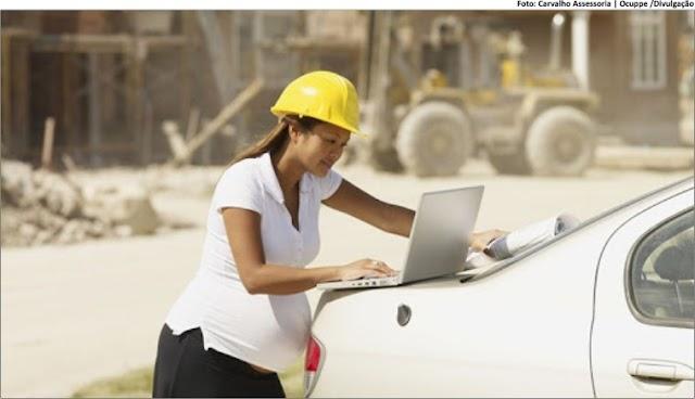 MÊS DA MULHER - Os cuidados com a gestante no ambiente de trabalho