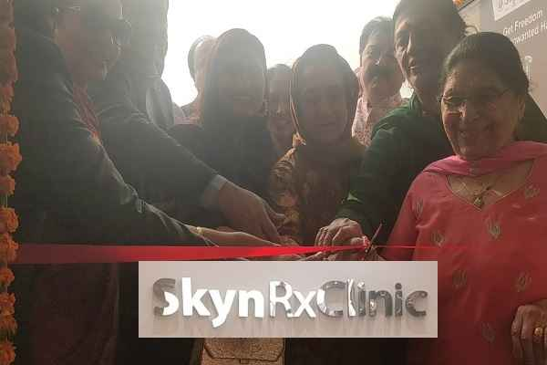 badkhal-mla-seema-trikha-inaugurate-skynrx-clinic-rk-hospital-news