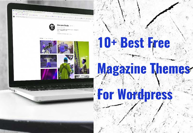 10 Best Free Magazine Wordpress Themes