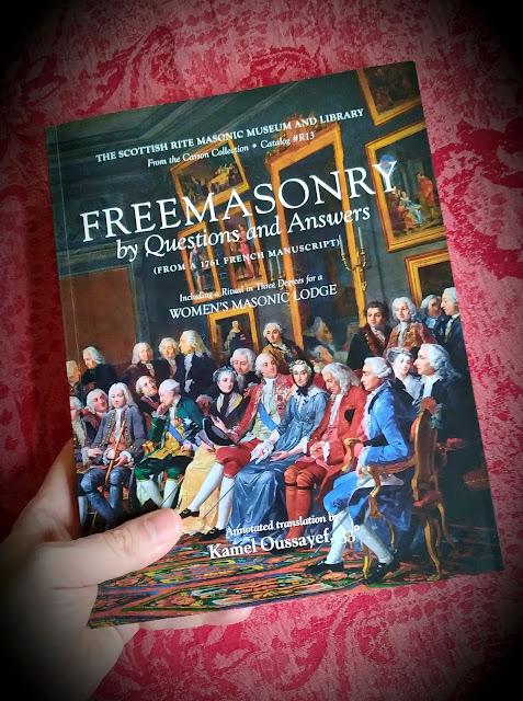 Freemasonry by Questions and Answers. Translated by Kamel Oussayef, 33°. Scottish Rite, NMJ