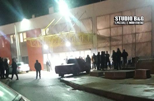 Εισβολή Ρομά στο Νοσοκομείο του Άργους - Συμπλοκή με τραυματία