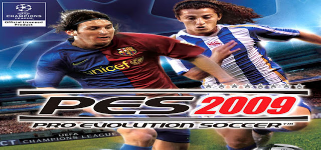 Pro Evolution Soccer 2009 (PES 09) PC Download Full Version