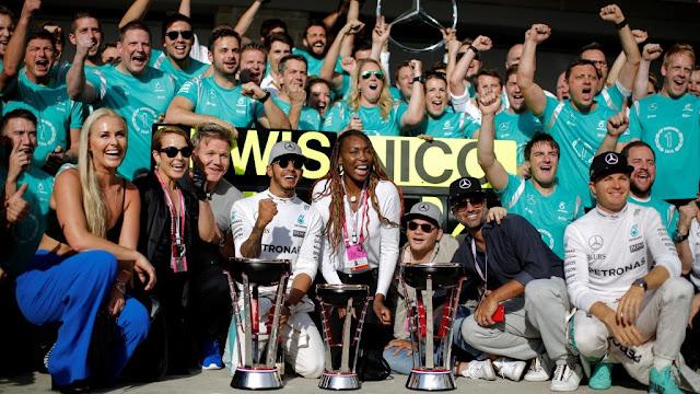 berita f1 Hasil Balapan GP F1 Austin : Hamilton juara diikuti Rosberg dan Ricciardo
