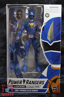 Power Rangers Lightning Collection Dino Thunder Blue Ranger Box 01
