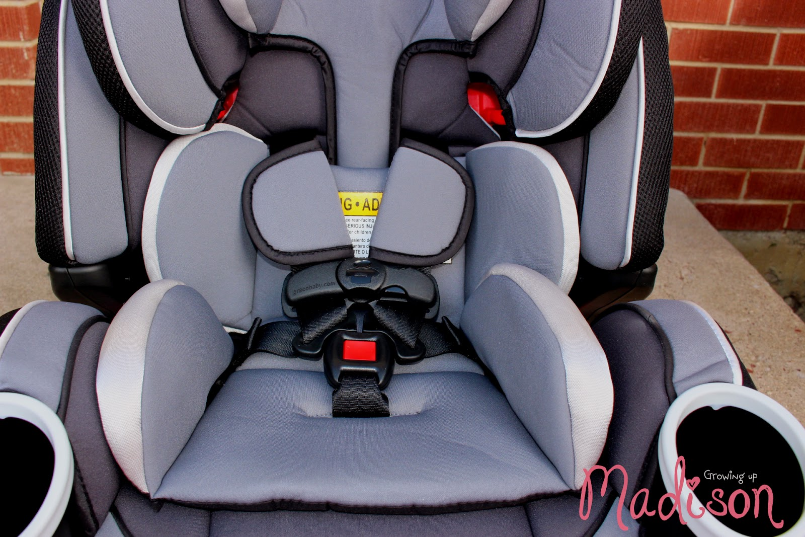 Graco\'s 4Ever All-in-One Car Seat - AnnMarie John