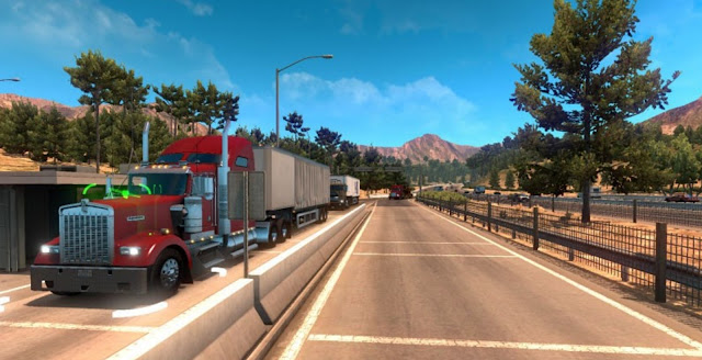 American Truck Simulator MHAPro map ATS 1.3 Mod Map Download MODs