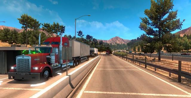 American Truck Simulator MHAPro map ATS 1.3 Mod Map Download MODs