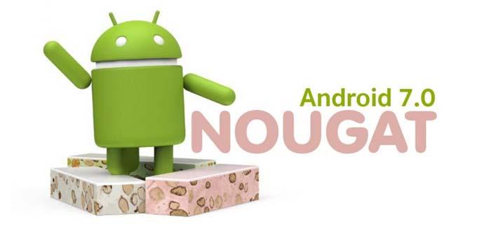 HP Android Nougat Terbaru dan Terbaik
