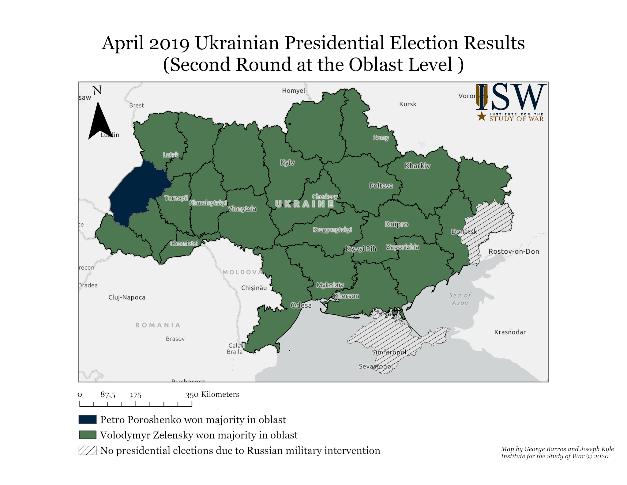 Putin Will Likely Punish Kyiv for Not Holding Elections in Russian-controlled Eastern Ukraine