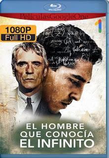 El Hombre Que Conocia El Infinito (2015) [1080p BRrip] [Latino-Inglés] [GoogleDrive] RafagaHD