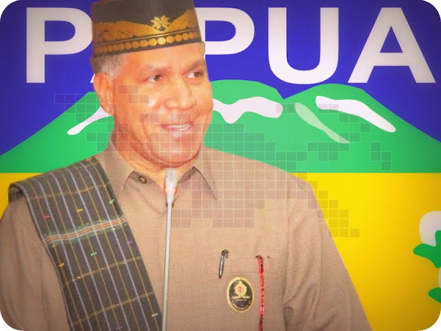 Paulus Waterpauw Nilai Masyarakat Papua Butuh Perubahan
