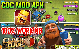 Clash of Clans Mod Apk 11.651.10 - [Unlimited Gems] [Unlimited Gold] [Unlimited Elixir] (100% Works, tested!)
