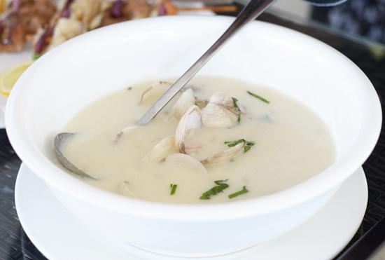 Seafood Soup ,Dinagat Resto Bar, GMall Toril, Davao City