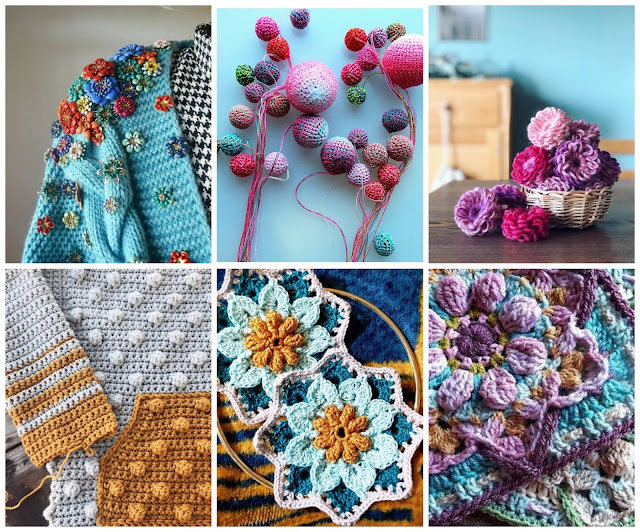 Insta love: Colorful Crochet