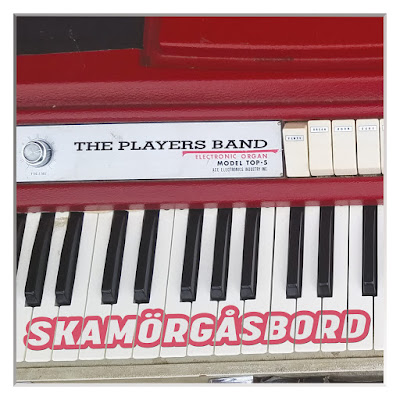 The cover features a close-up on the keys of an electric piano, which have the title of the album overlaid on them.