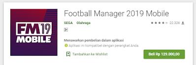 Game Football Manager Terbaik 2019 by SEGA
