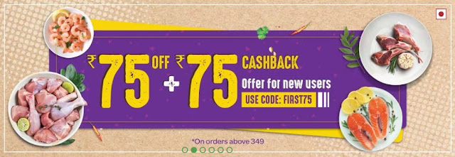 Freshtohome Discounts offers and Benefits of Online Shopping