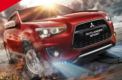 Spesifikasi Resmi Mitsubishi Outlander PX Action
