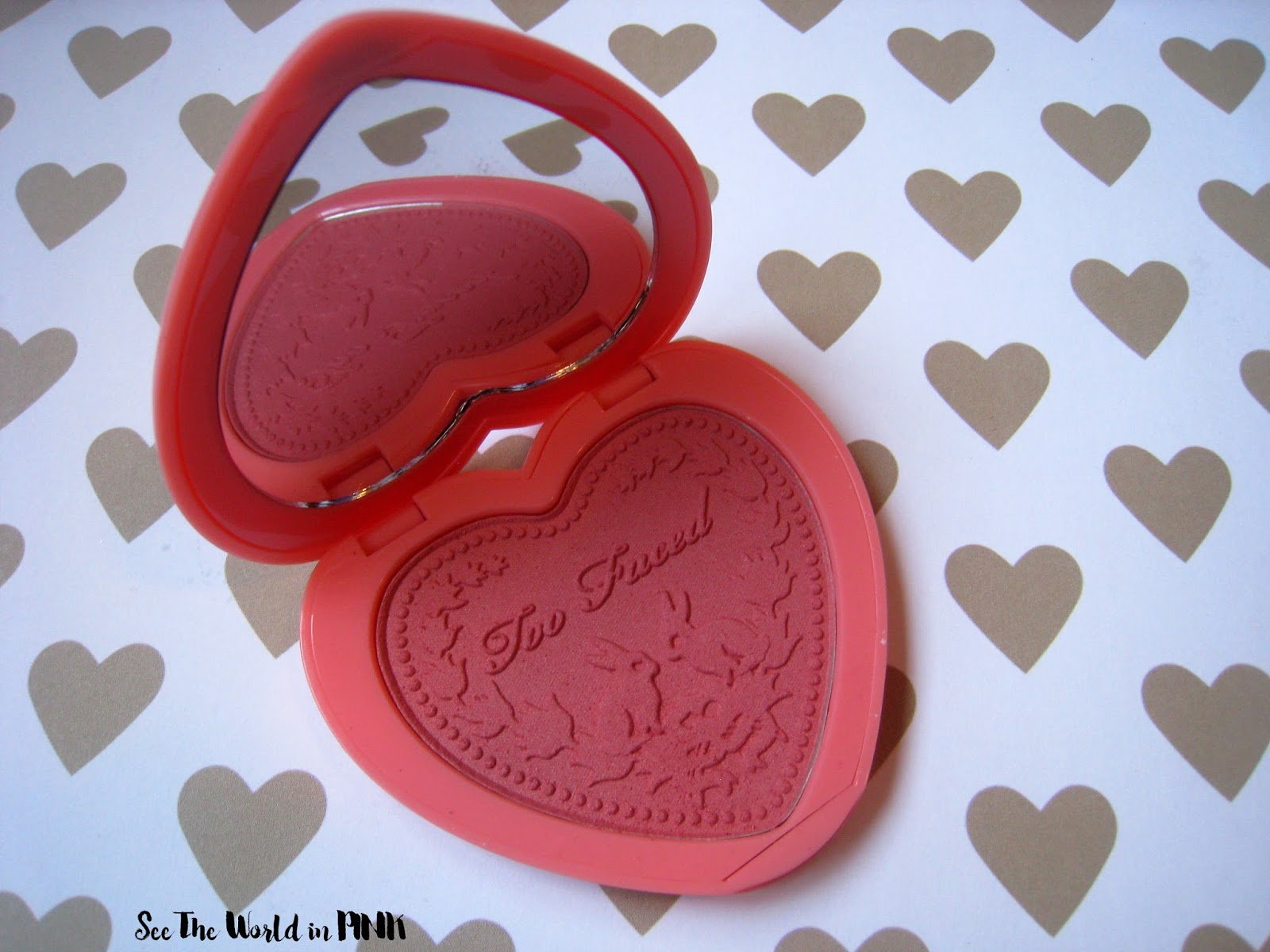 "Too Faced Love Flush Blush ""Love Hangover"""