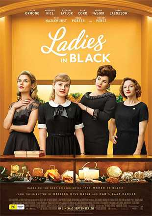 Ladies In Black 2018 Full English Movie Download BRRip 720p