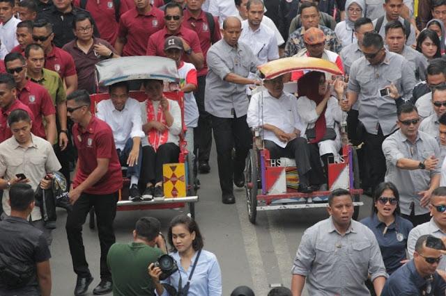 Bawaslu Temukan Pelibatan ASN dan Penggunaan Fasilitas Negara dalam Kampanye Jokowi di Makassar