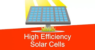 High Efficiency Solar Cells seminar report pdf