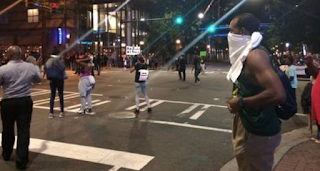 Charlotte Police Protest: One shot in Second Night Of Protests