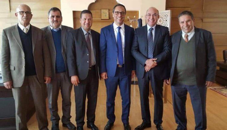 غياث يبادر إلى خلق فريق من البرلمانيين والمستشارين للترافع على قضايا ساكنة إقليم سطات