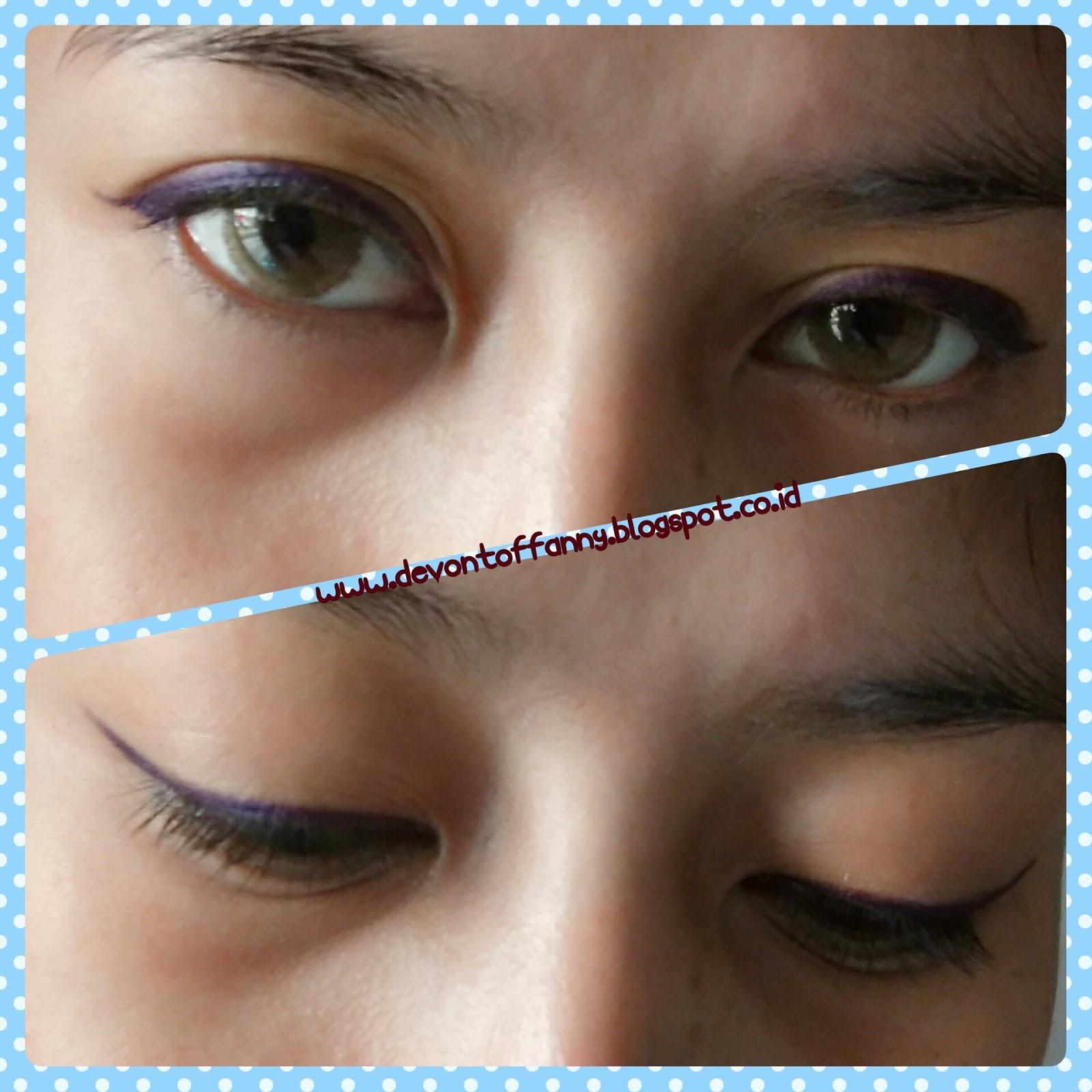 Its Me Devon REVIEW Make Over Eyeliner Pencil