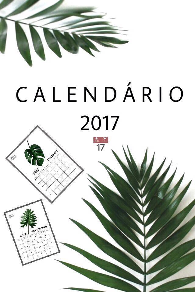 Calendário download