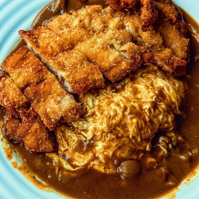 Chicken Cutlet Curry