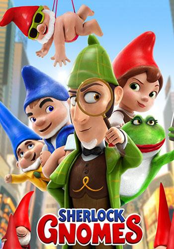 Sherlock Gnomes 2018 x264 Clean Audio HDTC