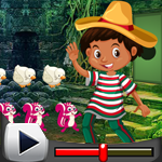 G4K Asian Boy Rescue Game Walkthrough