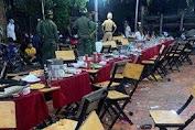 Công an Dĩ An chặn kịp thời một vụ hỗn chiến trong nhà hàng