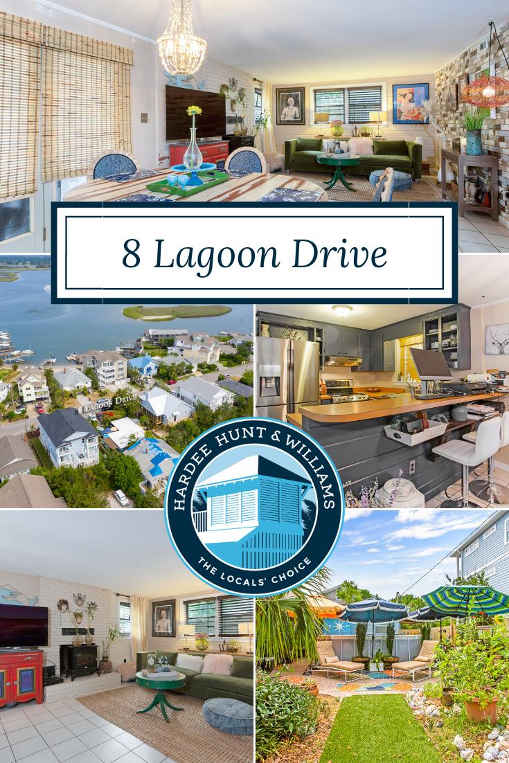 8 Lagoon Drive, Wrightsville Beach NC 28480
