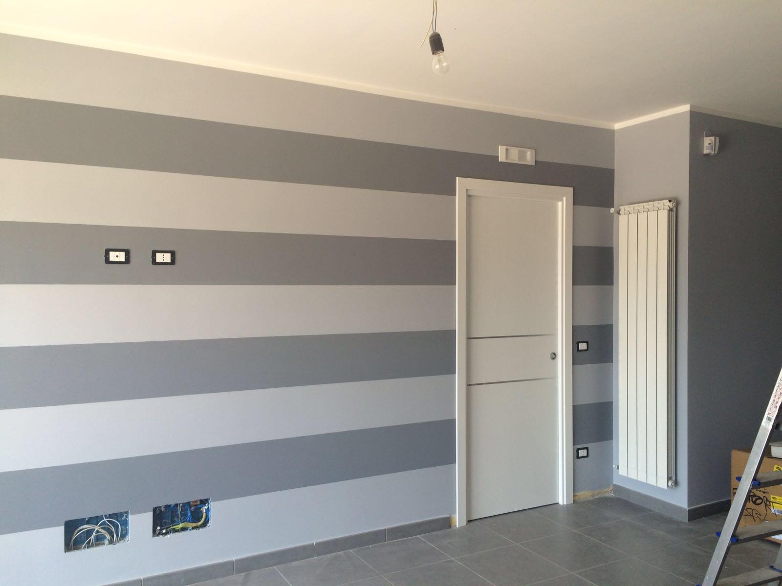Neat pitturare casa feelings - Colori per tinteggiare le pareti di casa ...