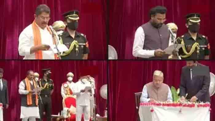 News, Bangalore, Karnataka, News, National, oath, Ministers, Karnataka cabinet, Karnataka cabinet expansion,