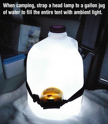 10 Awesome Camping Hacks
