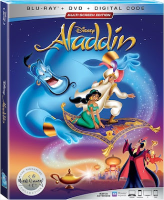 Disney's Aladdin animated classic