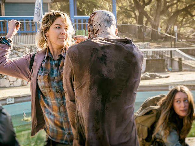 "Fear the Walking Dead - 4x04 ""Buried"""