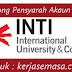 Iklan Jawatan Kosong Pensyarah Di Inti College Sabah
