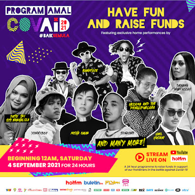 [Upcoming Event] Program Amal COVaiD #BaikSemula