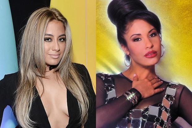 """Ally Brooke canta """"Como La Flor"""" de Selena en concierto de Fift Harmony"""