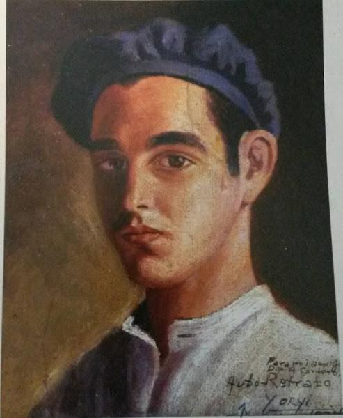Autorretrto, 1920s