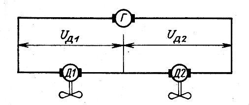 Контур системы неизменного тока