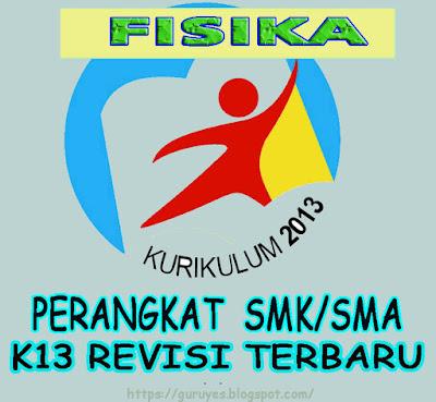 RPP K13 SMA dan SMK FISIKA Kelas 11 Revisi 2018