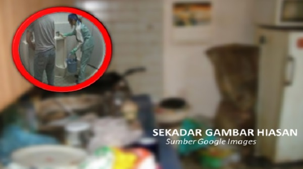 Dahla Cleaner Sambilan. Ada Hati Nak Komen Rumah Aku. Apa Yg Dilakukan Manusia2 Ini Buat Ramai TERPANA !!!