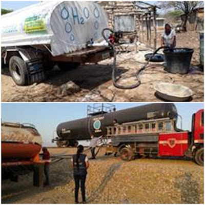 Un millón de litros de agua ha entregado Cerrejón por Covid 19 en La Guajira