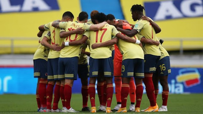 ¡Prográmese! Así se jugará el partido entre la Selección Colombia y Paraguay, por las Eliminatorias Mundialistas