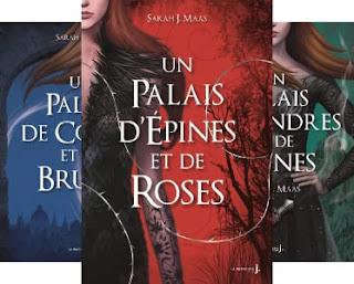 Un palais d'épines et de roses - La série Tome 1 à 4